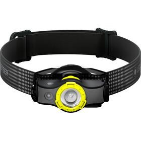 Ledlenser MH5 Headlight black/yellow